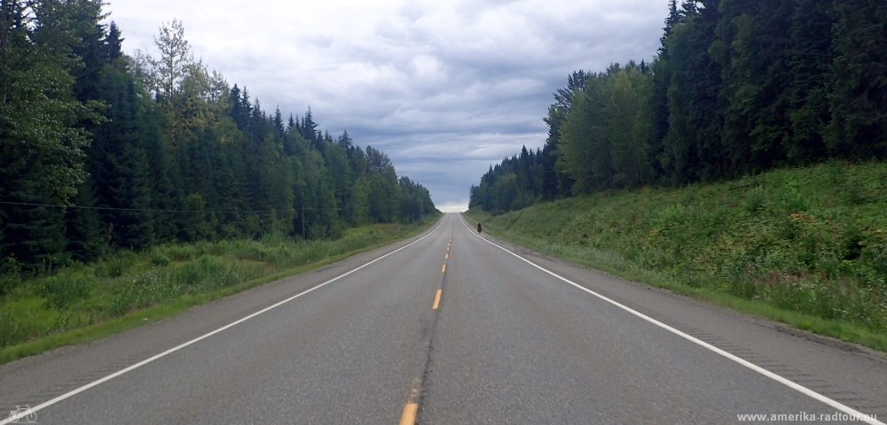 Yellowhead Highway Prince George to Purden Lake